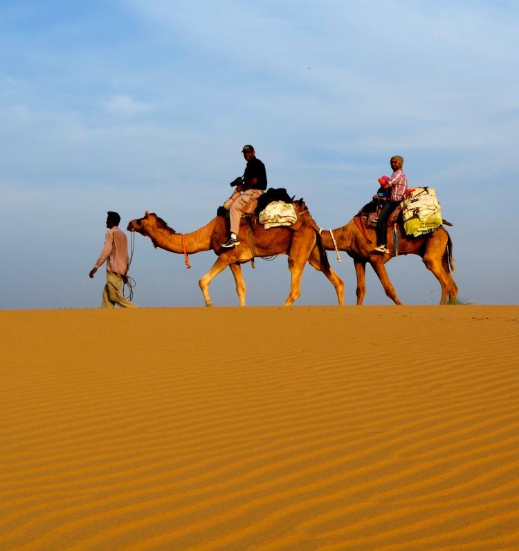 Desert Trekking Jaisalmer